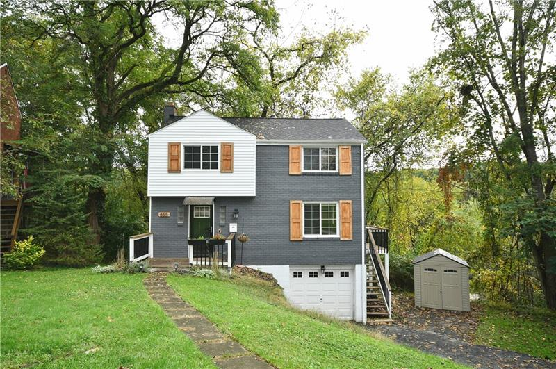 855 Maine, Forest Hills Boro, PA 15221