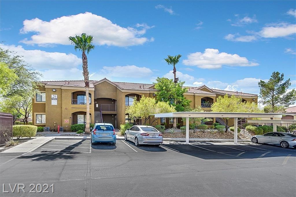 Amazing Seven Hills Condo in a centrally located complex.  Cozy 1 bed / 1bath desirable first floor unit close to clubhouse and amenities.  Freshly painted and ready to go to her new owner.