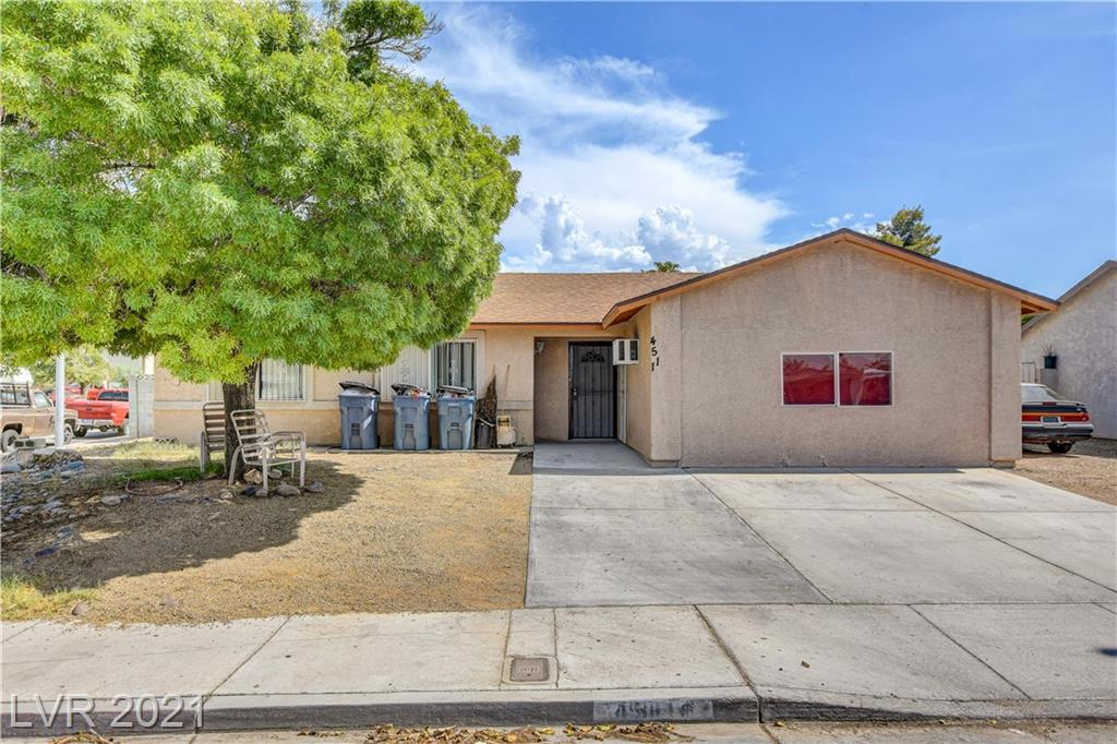 Wonderful open floor plan one story home with vaulted ceilings, featuring 3 bedrooms, 2 full baths and 2 car garage. Living room features a fireplace. Good size yard ready for all your friends and family gatherings! Don't miss out, it won't last long!