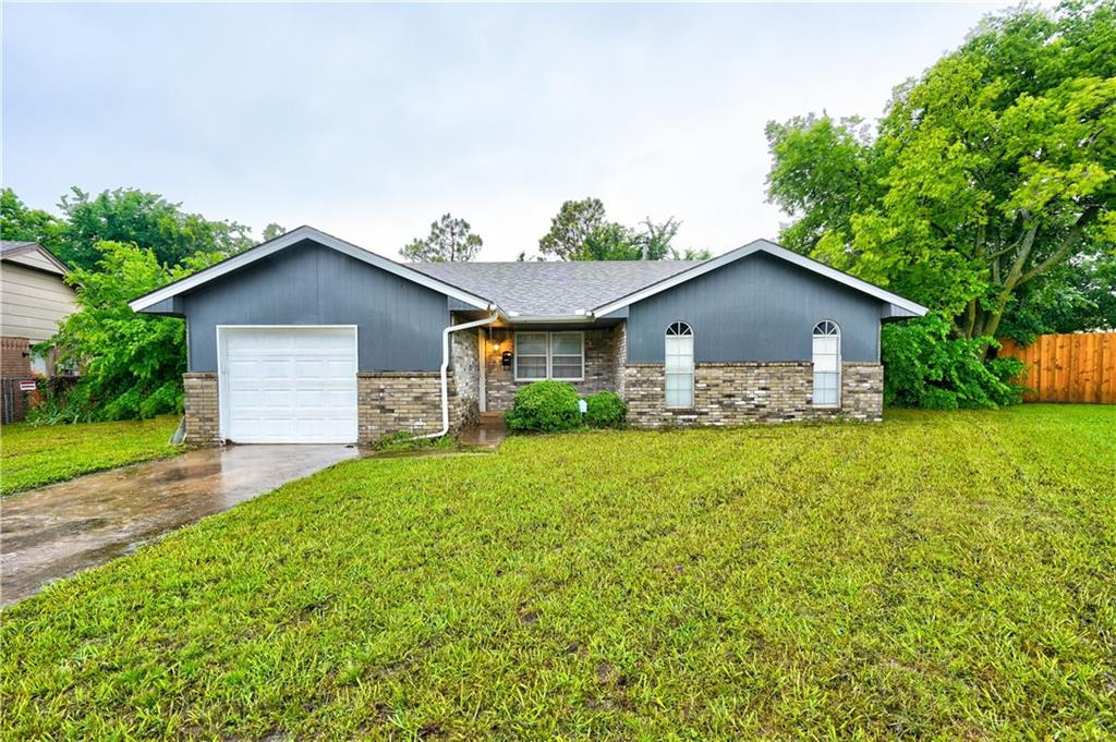 Fantastic move-in ready home. Perfectly located in a quiet cul-de-sac so less traffic and noise. Plus it is walking distance to a park and less then a mile from OU.
