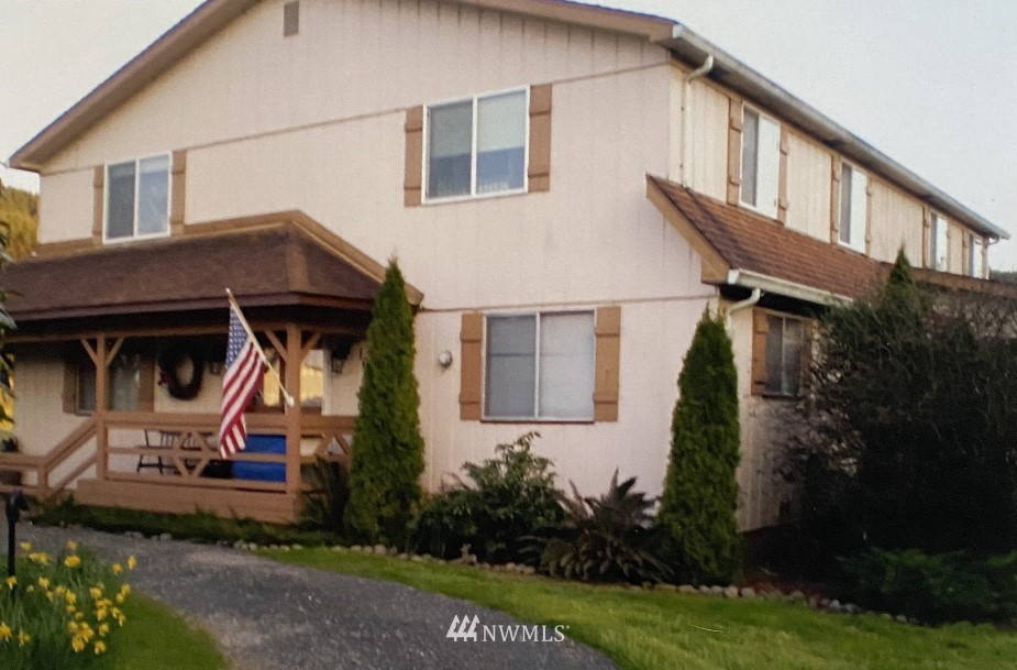 Come check out this beautiful 6bd/2.5ba, 4188 SqFt farmhouse w/ 20+/-acre horse facility acres in the Chehalis School District! Property is fenced & cross-fenced for horses & other livestock. 10-stall barn with wash rack & tack room-w/ great turnouts from stalls, attached 60' x 96' riding arena. Property borders private timber ground with miles of riding access; incredible Horse Property! Enjoy the man-made lake on the back of the property that is excellent for swimming. Apple trees produce the best apples you've ever had, property also offers pear, plum, blueberries, honeyberries, & huckleberries! Awesome shooting range setup on property. Property is on 2-parcels, additional parcel included: 020721001000. Bring your dreams!