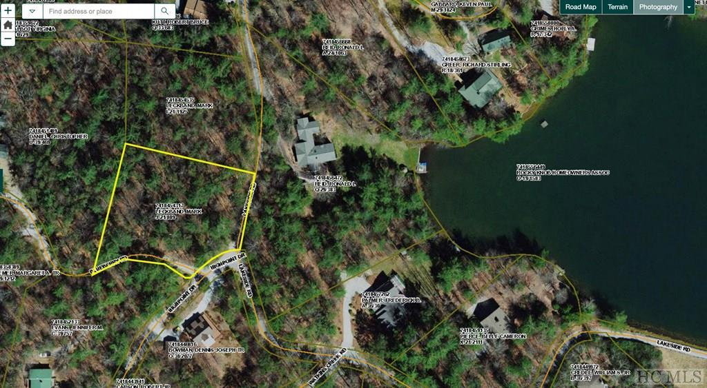 TBD Lakeside Drive, Scaly Mountain, NC 28775