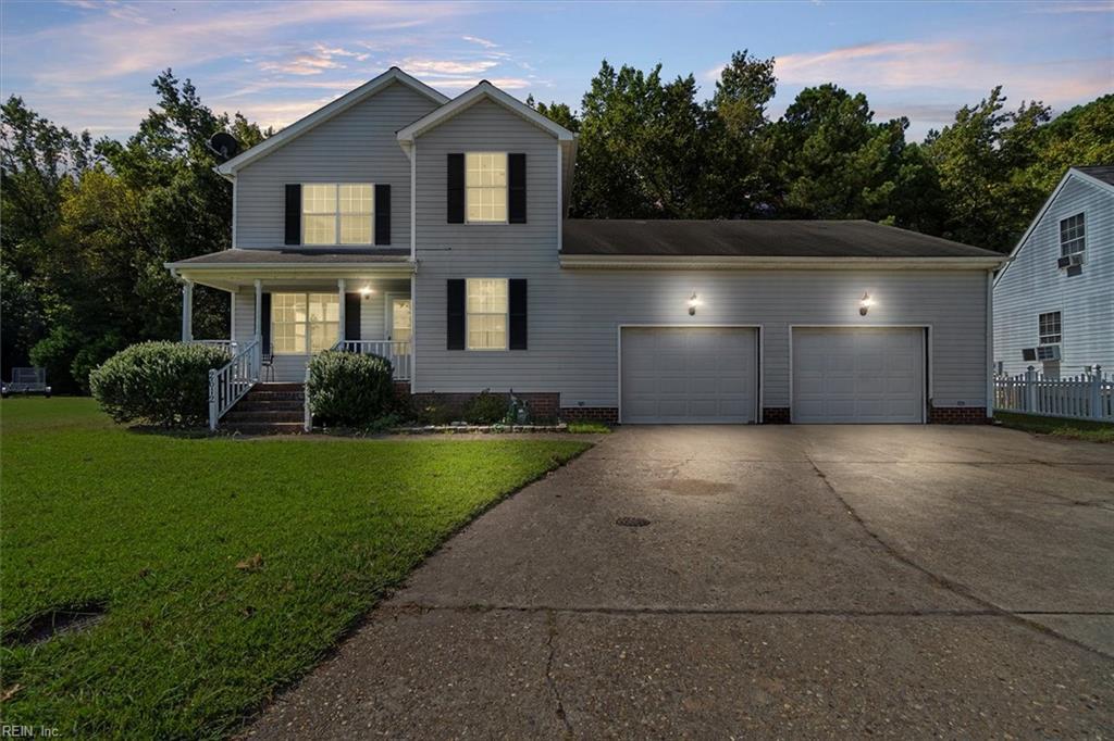 2612 GIDEON Crescent, Chesapeake, VA 23324