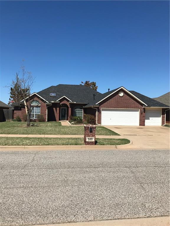 Beautiful home in the Amberwood subdivision!