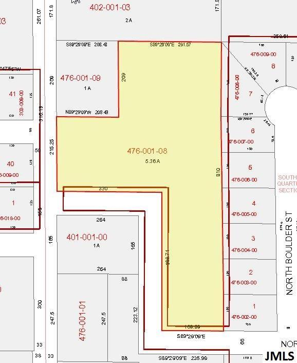 5.36 acres in Blackman Township off Lansing Avenue in front of Stonegate Farms. Ideal for development and general commercial use.