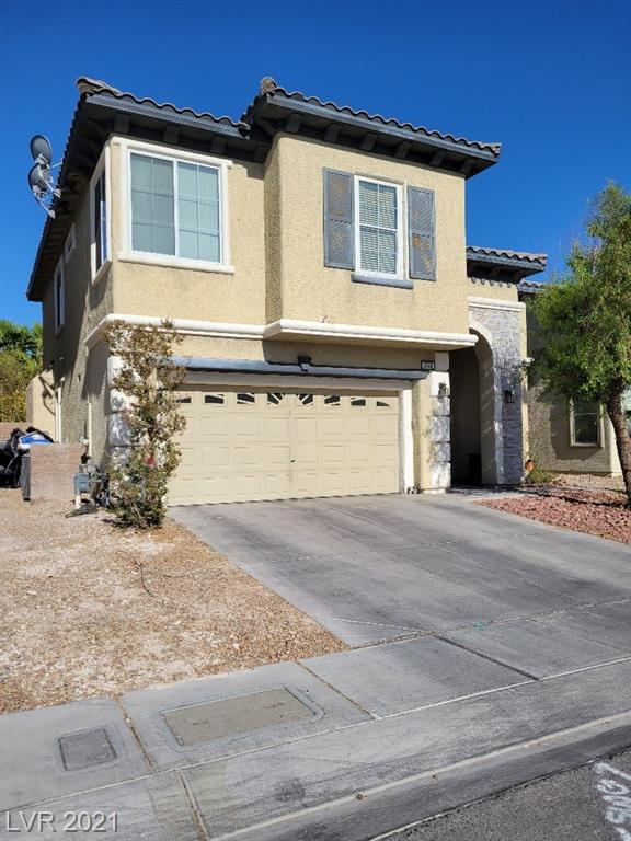 Wow, what a home! A rare find in NLV - a must see 2 Story, 3 Bedrooms, 2.5 Bath Rooms, and a 2 Car Garage with a Pool and Spa with waterfall under 360k. A backyard Paradise for your enjoyment. This 3 bedroom home will likely sell quickly. Please Contact your Agent to set up a showing this Holiday Weekend. Thank you for your time and interest in our clients home.