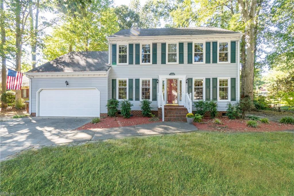 1009 Woodwind Way, Chesapeake, VA 23320