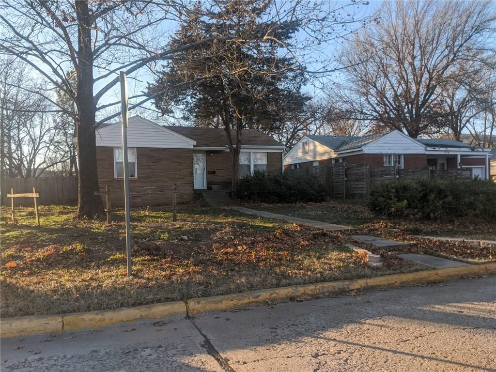 Check out this cute 2 bedroom home. Just a few blocks from campus and the stadium. New carpet, new light fixtures and fresh paint throughout! This one also includes a fridge, washer and dryer and a one car garage. This is a MUST SEE!