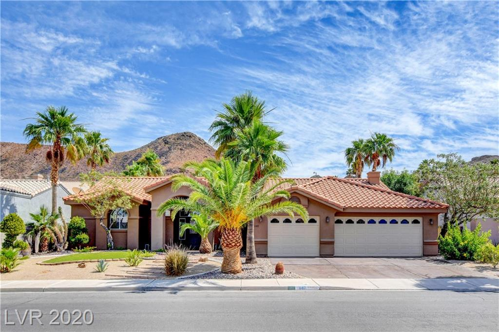 1147 Calico Ridge, Henderson, NV 89011