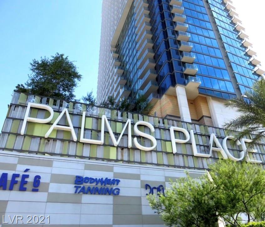 Incredible Unit on the 50th floor of Palms Place! Strip Views and Luxury at its Finest for your Enjoyment. Beautifully furnished and READY for your Air BnB needs or Full time Luxury style living. Perfect Studio Unit featuring: stainless steel appliances, cook top, dishwasher, & microwave. Newer Full Size Stainless Steel Fridge! Purified Water Faucet with Reverse Osmosis! Also includes: Leesa Mattress bed, 2 Flat Screen TV's & Fold Out Queen Sleeper couch. Ownership features VIP amenities such as complimentary limo services, dining, room and spa discounts. A world class property minutes away from the famous Las Vegas strip. Did we mention this unit makes $4000/m on average on Air BnB?!  Don't miss out on this stunner!