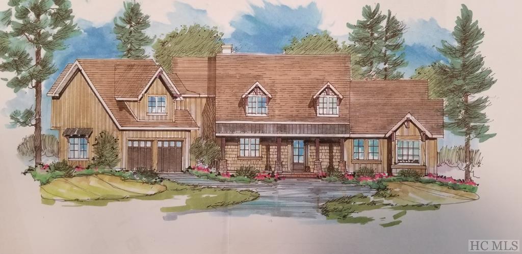 1687 Highlands Cove Drive, Highlands, NC 28741