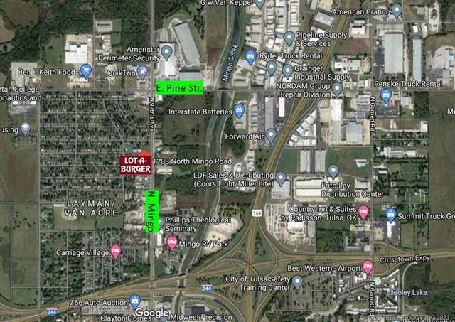 1208 N Mingo Road, Tulsa, OK 74116