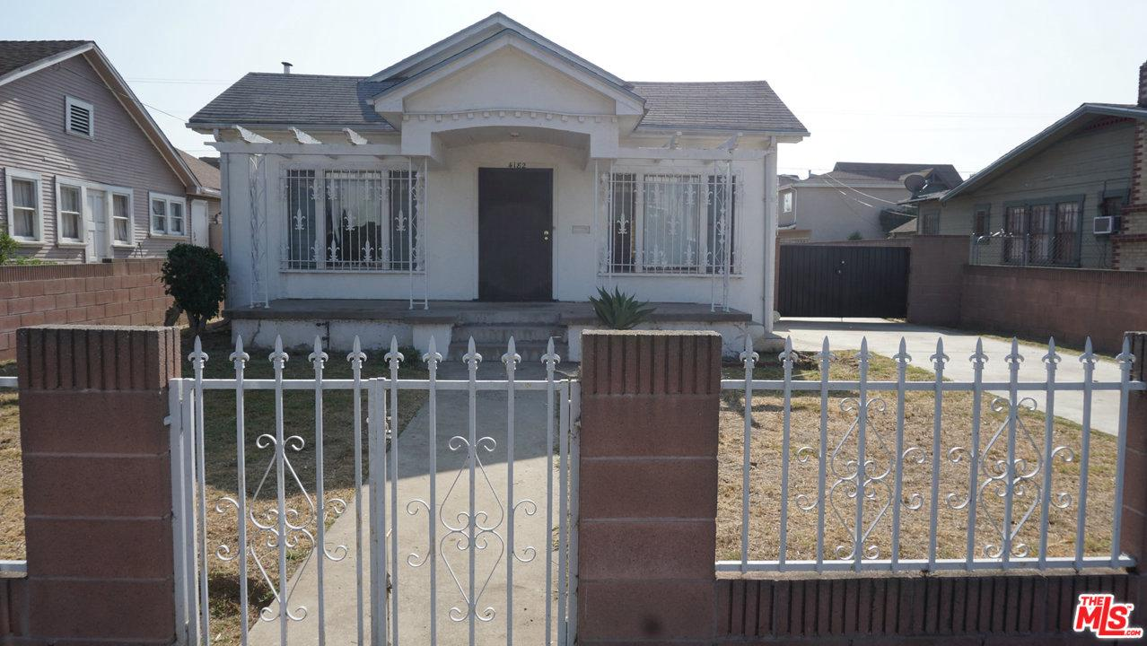 4182 DENKER Avenue, Los Angeles (City), CA 90062