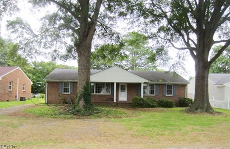 1324 Walnut Avenue, Chesapeake, VA 23325