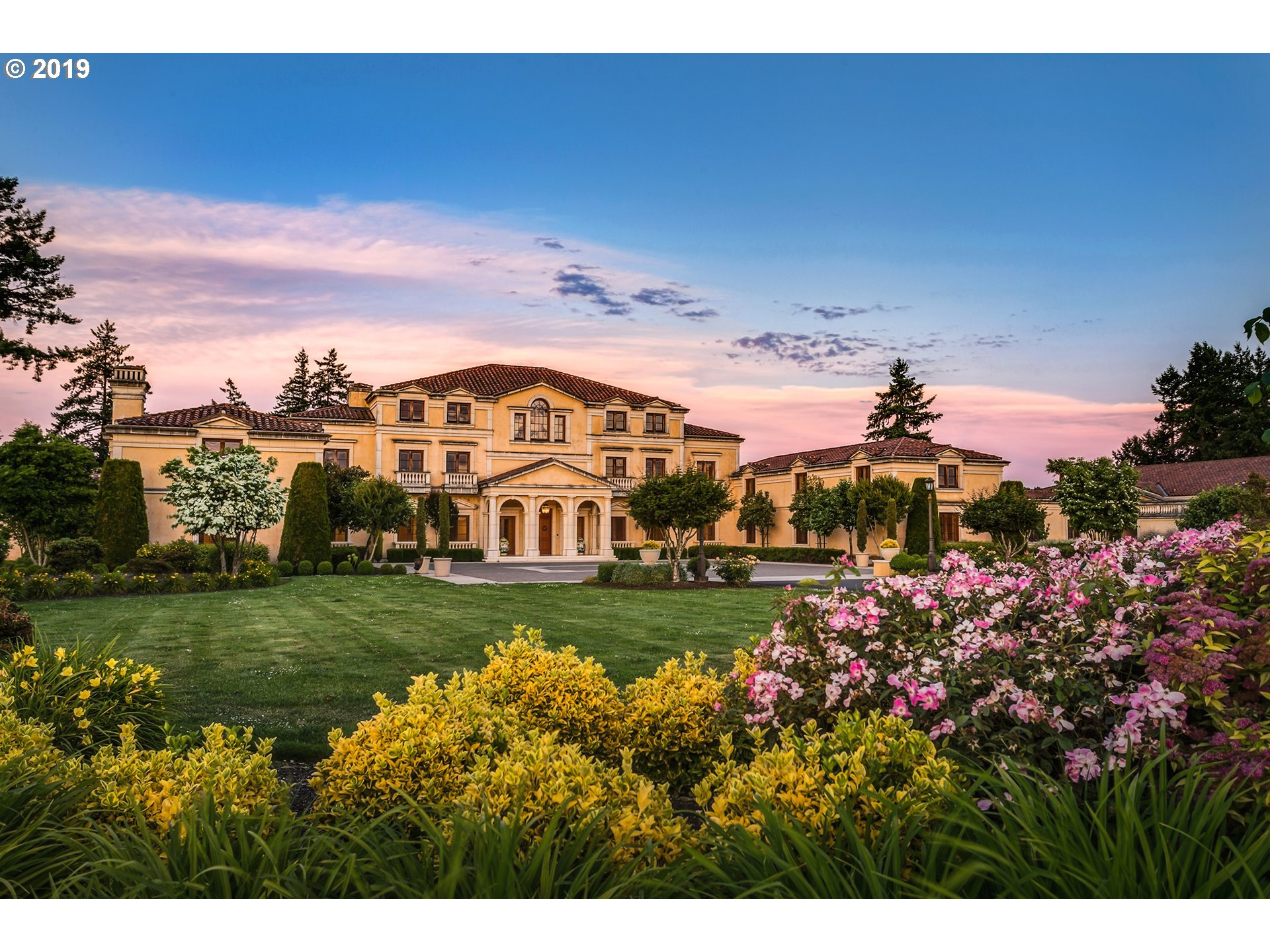Worldbid Auction - Trust Sale  This former Del Smith Estate, the founder of Evergreen Aviation to be sold to highest bidder at or above opening bid list price. Built at a cost of nearly $18,000,000.  Bids accepted today thru August 21, 2019 at Noon PST, the auction date. Add 4% Buyer premium. Property may be sold anytime prior to auction date. Pre-Auction offers accepted with contingencies to be removed by 12PM, 8/19/19.