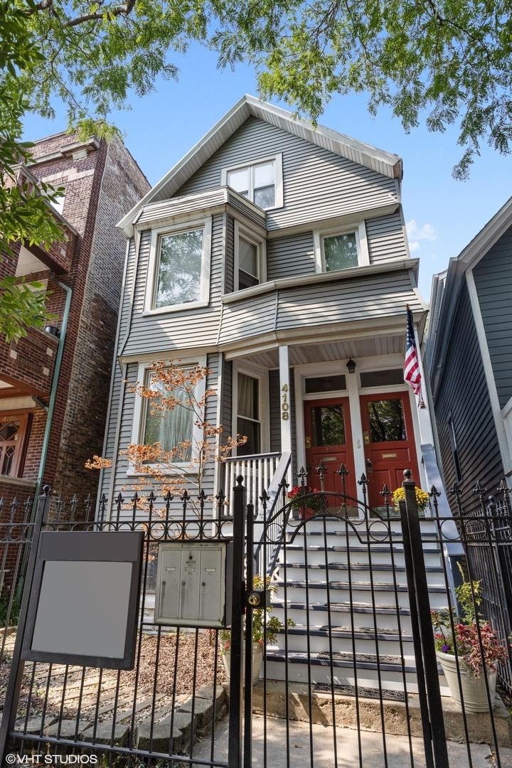 4108 N Damen Avenue, Chicago, IL 60618
