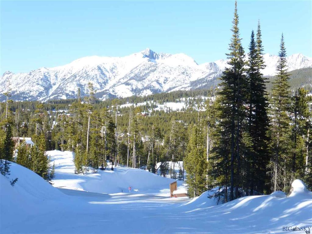 Fantastic mountain views in every direction.  Mature trees and great ski access to the Biggest Skiing in America.  Exclusive neighborhood, one of only four building sites in minor subdivision.