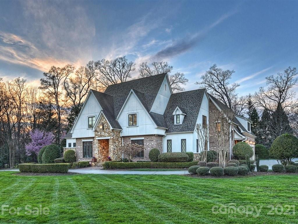 A quarantine haven or home for entertaining, this home has it ALL! Beautifully situated on a lg .887 ac corner lot in sought after Old Foxcroft. Master down. Laundry up & down. H & H walk-in closets. Gorgeous kitchen w/ 2 lg quartz islands, 2 Bosch dishwashers, SZ refrig, 2 SZ refrig drawers, SZ beverage refrig, Wolf gas range, double oven, microwave & warming drawer plus Miele built-in coffee maker! The hearth room has vaulted ceiling, 2 story FP, 2 tall SZ wine refrigs, opens to kitchen. Mudroom/Drop Zone with lockers. Office plus study/office. Stunning hardware and finishes throughout. Upstairs are 3 bedrooms, 3 baths, 2 bonus rooms (1 with FP, 1 with bar & full bath). Awaiting outside the handsome doors in the GR is a fabulous entertaining area! Beautiful covered porch, large fenced yard with great pool with swim jets & fountain, hot tub. Fabulous 1154 sq ft Pool House with kitchen & full bath, workshop that could be exercise room, etc. Outdoor fireplace w/ stone patio.
