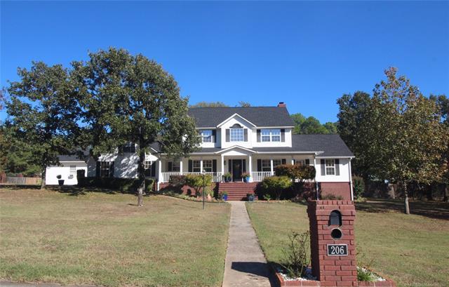 206 Forest Ridge Road, Poteau, OK 74953
