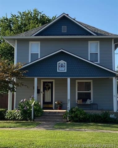 409 E Moses Street, Cushing, OK 74023