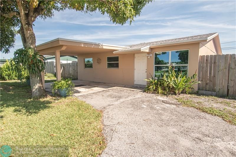 This amazing Gem is a rare find. All that is missing is your furniture and clothes. A mere 8 minutes to the ocean and the Deerfield Beach Fishing Peer which is surrounded with fine dining and night life (coming back soon), 6 min to the infamous Deer Creek Golf Club and 4 min to The Learning Experience-World Headquarters preschool & kindergarten. Completely remodeled, New roof, New AC, Impact Windows, Remodeled Kitchen and Bath, Beautifully Landscaped, Quiet Family Friendly Neighborhood. It even has fruit trees and a large yard with plenty of room for your boat and/or to add a pool. Call now to see it before it's gone.