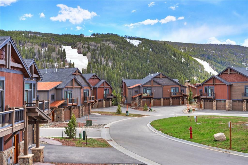 Walk to Ski at River Run! Newly built townhome with excellent ski slope and mountain views. High-end finishes throughout, spacious open living, vaulted ceilings, and big windows. Rare 4 bedroom, 3.5 bathrooms, 2 living areas, huge deck, two car garage and lower patio perfect for a hot tub. Enjoy the convenience of River Run's many dining and shopping options. Take advantage of the common pool and amenities nearby. Spectacular rental opportunity.