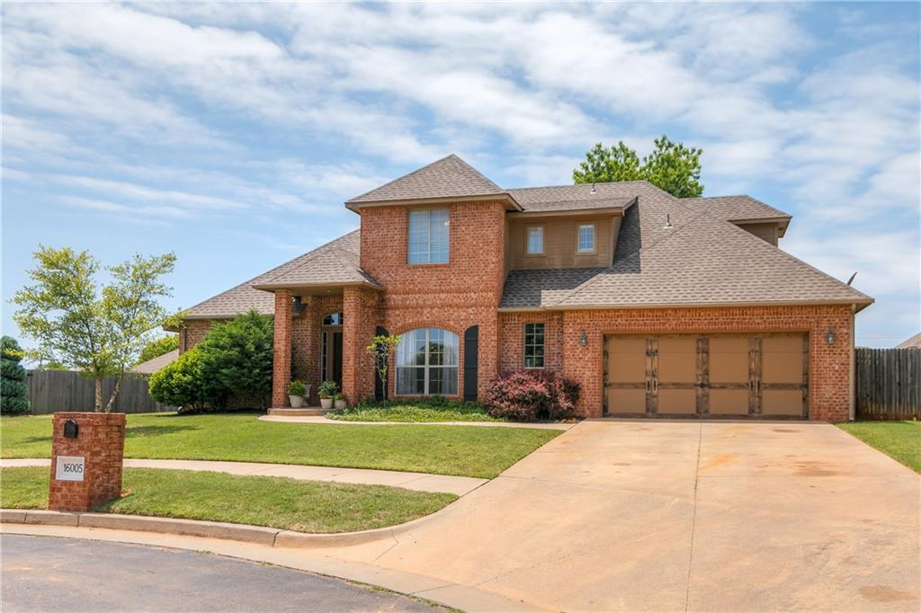 Welcome home to this completely spectacular home on a quiet cul de sac in Lone Oak Ridge! Just a short stroll to neighborhood parks & Deer Creek Elementary. You'll find no shortage of space with this 4 bedroom, 3.5 bathroom home with an office/study! Such a desirable floor plan- with the master bedroom on the first floor and all other bedrooms and 2 full bathrooms upstairs. Large windows, fireplace & built-ins allow the living room to be inviting and cozy. If you're looking for a large kitchen- you've found it! Cabinets galore- with a deep pantry & an island. A powder bath can be found near the laundry room. The master bedroom is spacious and offers private patio access & a large walk-in closet. All bedrooms on the second floor are generous in size and have bathroom access. New wood-look tile flooring, new paint, new carpet, so many updates! The roof is brand new (2020) as well as the HVAC (2019).
