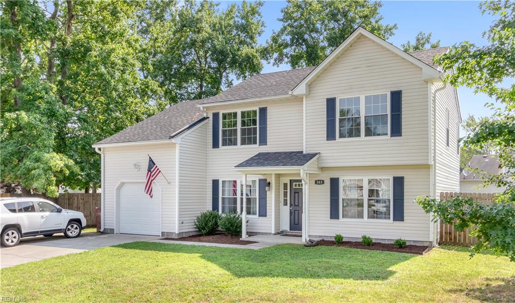 303 British Oak Court, Chesapeake, VA 23323