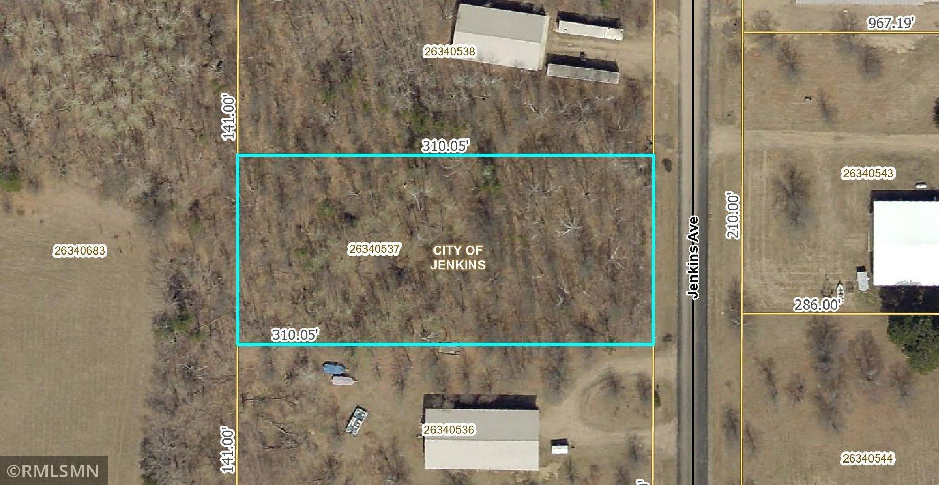 PRIME 1 ACRE COMMERCIAL LOT IN JENKINS BUSINESS PARK W/ EXCELLENT HIGHWAY ACCESS AND GOOD BLACK TOP FRONTAGE.