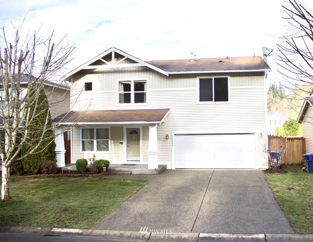 Very 1st Time on Market, great location, priced to sell. This gorgeous 3,150SF Home W/spacious 4Bd, 3.5Bth, located in Peaceful Well-Established Community off Maple Valley Hwy W/playground, Sporting Courts. The Beautiful 2-story Home has lovely large Master Suite, 5-piece Master Bth, Walk-in closet. On Main Nice open floor plan W/Huge kitchen-island-dining throughout the entire family room, as always warm welcome for gathering. Ton of upgrades include hardwood floors-stairs, gutter guards, electric car charging Port, generator connection in the finished garage, Huge walk-in pantry W/shelving, 3 Ceiling Fans, lot of storage spaces. All appliances stay incl. Nice Beverage Fridge. Minutes to Regis Park, Maplewood Golf Course. Please come & See