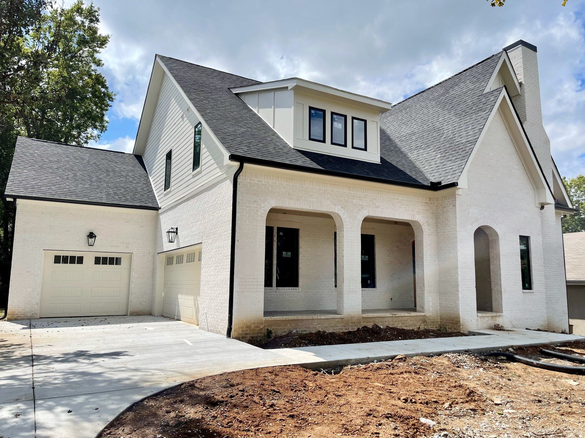 LOCATION LOCATION LOCATION! Built by Cadence Construction with ALL of the high end finishes! This one of a kind home boasts 5 beds 5.5 baths! 2 beds 2 full baths on the main floor-Master bath is unbelievably stunning-HUGE master closet w/washer&dryer- Beautiful kitchen w/incredible butler's pantry/drop zone-Thermador appliances-Open concept living-massive bonus rm w/half bath-pre wired sound insulated media rm-Life Management Center upstairs w/washer&dryer-covered deck w/fireplace-ALL THE THINGS