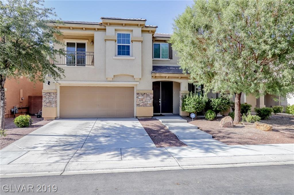 *$5,000 CREDIT TO BUYER AT CLOSING!* THIS 2 STORY PALACE IN THE HEART OF ALIANTE IS BEAMING WITH PRIDE OF OWNERSHIP! THIS 5 BEDROOM, 3 FULL BATH HOME IS COMPLETE WITH GRAND ENTRY AND FORMAL LIVING & DINING ROOMS. CHEFS KITCHEN W/ HUGE ISLAND OVERLOOKS THE LIVING ROOM W/ FIREPLACE. BEDRM & FULL BATH DOWNSTAIRS! UPSTAIRS HAS OVERSIZED MASTER! HUGE LOFT HAS A BALCONY W/ STUNNING MNTN VIEWS OVERLOOKING MASSIVE BACKYARD READY FOR YOUR PERSONAL TOUCH!