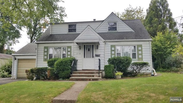 Great opportunity in this expanded cape cod, on a great street. Bring your decorating ideas and make this beauty your own... Featuring hardwood floors, spacious rooms and more. Large backyard, a great lot for expansion. This won't last!