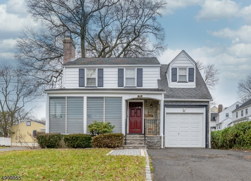 MOTIVATED SELLER - ALL REASONABLE OFFERS CONSIDERED - SHOWINGS AVAILABLE! The perfect entree into Millburn and it's top rated school system. This 3 bedroom Colonial has been meticulously cared for. The home boasts very large rooms, a kitchen with a Breakfast Nook, a bedroom with a walk-in closet & another with a cedar closet. Hardwood floors are found throughout. There is also a hardly used wood burning Fireplace. Home includes interior garage access, a spacious Basement w/a large finished Rec Room, a large Laundry Room, a separate utility & storage room & backyard access. Recently and through the last few years the following is new: Roof, Furnace, HWH, Generator, Radiator Vents & Valves,Garage Door & Opener, Paint, Basement Floor, Exterior Steps & Walkway, Refrigerator. Close to schools, train & downtown.