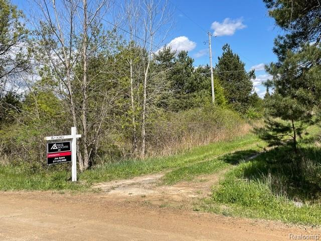 STUNNING 15.5 ACRE PARCEL, PERFECT FOR BUILDING YOUR DREAMM HOME. LOTS OF WILDLIFE AND GREAT HUNTING. DRIVEWAY EASEMENT OFF OF DUTCH RD, JUST LEFT OF 7093 DUTCH IF YOU'RE LOOKING STRAIGHT AT IT. SCHEDULE A TIME TO WALK THE LOT AND FALL IN LOVE WITH THIS BEAUTIFUL LOT.