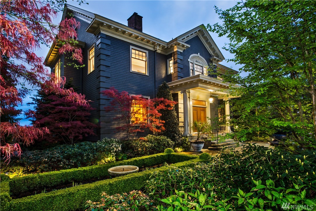 Prominently sited on Capitol Hill (walk-score @89!), this historical treasure combines a pedigreed history & classical details with a home that exudes comfort & warmth. Meticulously restored, multiple rooms invite living & entertaining (both casually and formally) for all ages...5 bedrooms, 6+ baths, master suite, billiards/media room, sun-room, wine cellar, nanny's quarters with separate entrance - all embraced by luscious gardens. At $460/sf, an incredible opportunity for a savvy buyer!