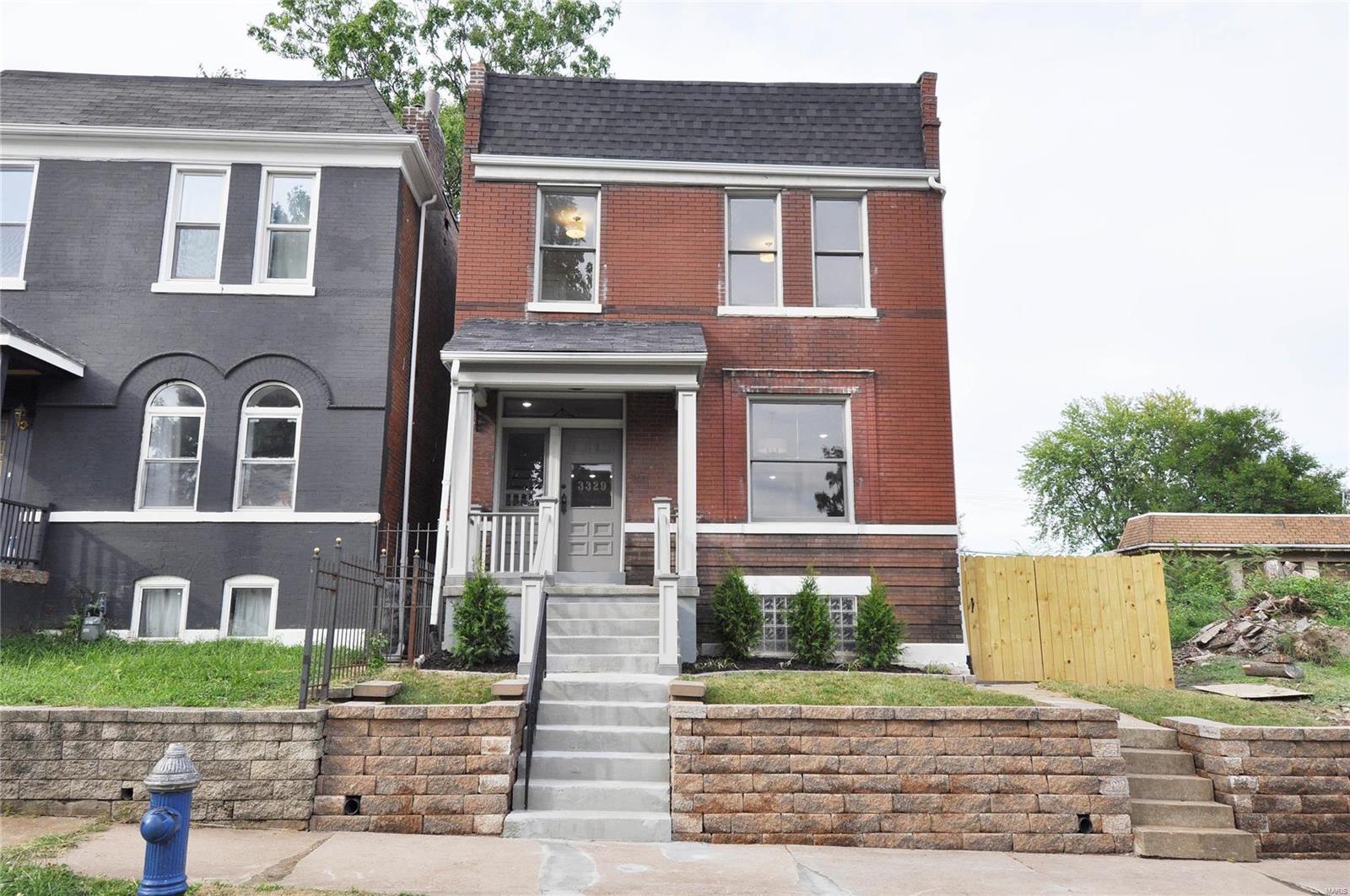 3329 Vista Avenue, St Louis, MO 63104
