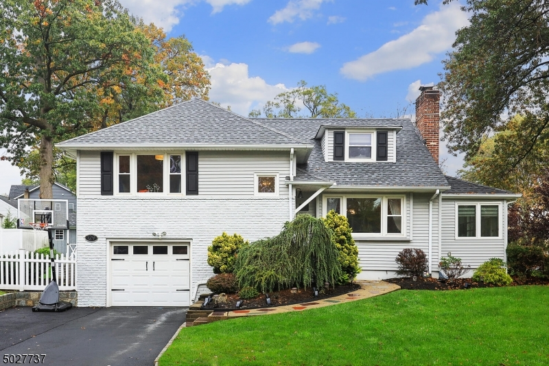 Move right in to this beautifully updated home on one of Fanwood's most coveted streets! Updated EIK w/ white cabinets, SS appl., granite tops, & bev fridge flows into 1st fl fam rm add. ('11) w/built in book shelves. LR offers rec. lights, woodburn FP & dental molding. Working from home is easier w/a sun filled 1st fl office w/lots of built-ins & Anderson wind. New grade level guest room/office (2017). LR has WB fireplace, rec. lights & dental molding. NEW main bath w/ marble floors & subway tile ('15). Master BR has a modern full bath, walk-up closet and rec. lights. Add'l updates: Roof, Furn, Vinyl Fence, driveway, Furn, custom blinds, House Generator. Unfin. bsmt but created a home gym, & rec rm. Close to La Grande Park, Coles Elem. w/Full Day Kinderg, & Terrill Middle, Downtown Fanwood/Train, JCC, YMCA.