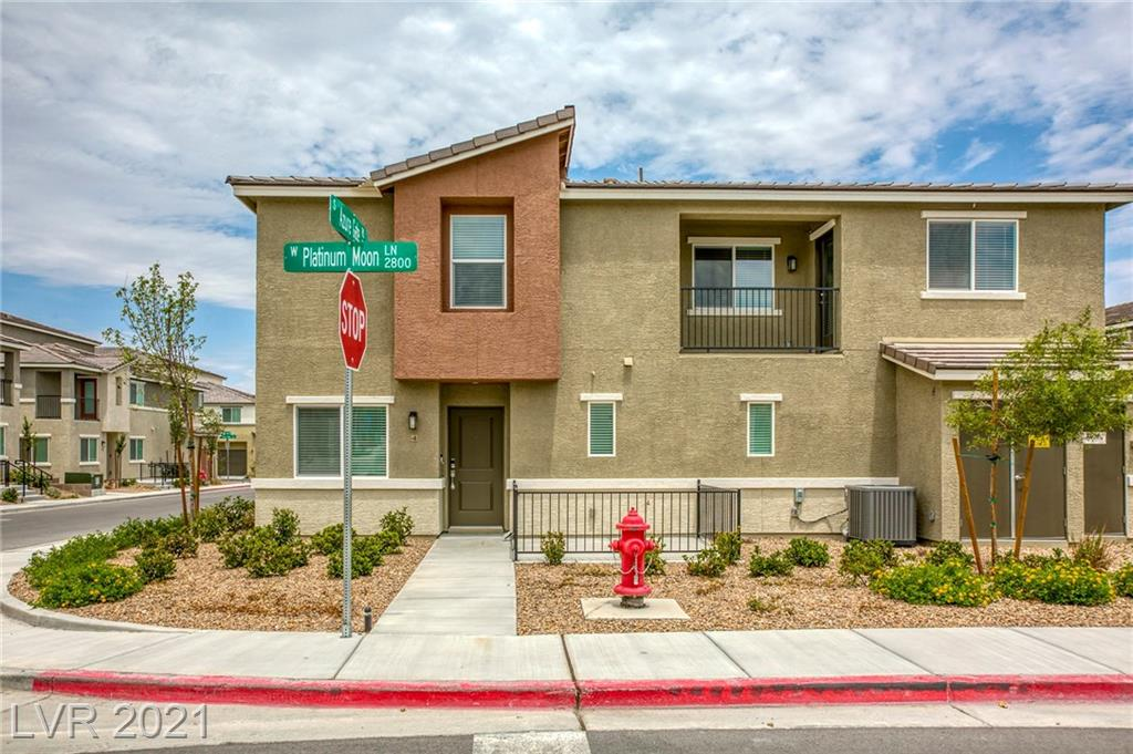 Brand New Townhome Located Just Off LV Blvd just South of the Strip and Airport. Easy Freeway Access, Wonderful Location Only Minutes to Raider Stadium & Raider Training Facility. Features included in rent: 3 Community Swimming Pools, 24 Hour Roaming Security, 1/2 Basketball Courts, Brand New Samsung Stainless Steel Appliances, Washer, Dryer, Ring Doorbell, Cox Gigablast Internet Service, Cox Cable 220 Channel Package including HBO & Showtime, Up to 3 Cable Boxes Included, Water, Sewer, Landscape Maintenance and Trash All Included. Top Energy Efficient Heat and AC Units also Saving you $$$. The Spacious Master Bedroom is Approx. 16x14  along with a Huge Walk in Closet and Balcony. Loft is perfect for a home office. Be the First to Enjoy this Brand New Townhome in Mosaic by Touchstone Living.
