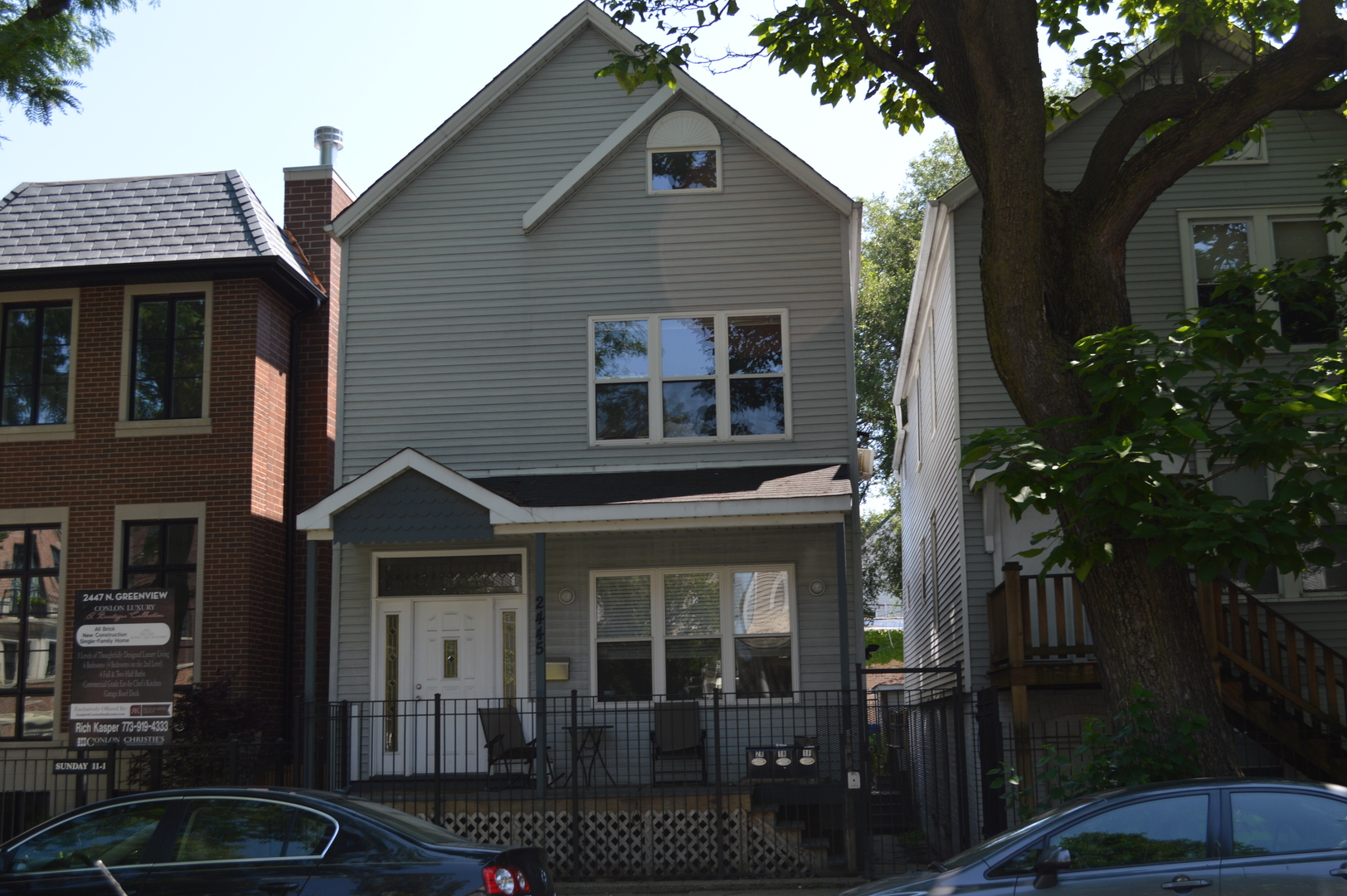 2445 N Greenview Avenue, Chicago, IL 60614