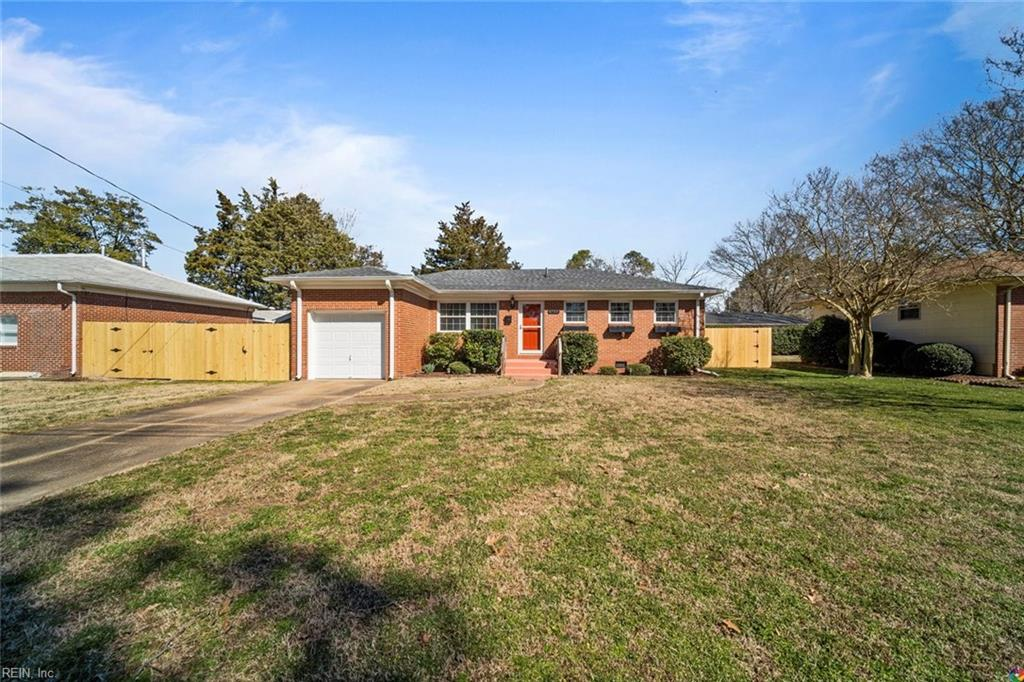 Remodeled 2015 to complete w/newer construction. Newer Kitchen Cabinets, Granite Countertops, HVAC, Roof, Siding, refinished oak HWF. Crawl Space, attached Storage Shed. Near New VAB School. Mass Transit, Town Center & Interstates. New detached Shed. Immaculate condition. All systems regularly and professionally maintained.