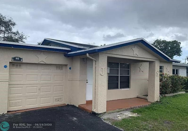 Great family home or Rental property! Property recently rehabbed with new flooring, paint, and other updates. Homeowners and Investors welcome. Assessed at the Broward County property appraiser's site at $222,310!! House is priced to Sell... Set up your showing today before it is gone!!!
