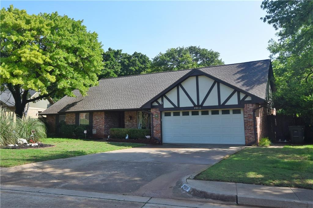 Stop and look if you are ready for summer and want a beautiful pool in the backyard of a 4 bedroom 2.1 bath fully updated home on a cul-de-sac! Located in the desirable and established Southeast Edmond Cheyenne Ridge neighborhood close to restaurants, schools, and shopping. Large kitchen with cabinets galore! Updated stainless steel appliances, granite countertops, and fresh paint. Lots of built-ins throughout this home and extra deep closets in each of the bedrooms. Please notice the inviting entry with formal dining room. Half bath and master bath have been updated with lovely glass vessel sinks and granite countertops. This backyard will make you the most popular neighbor on the block! Pool is clean (less than 10 years old, vinyl 6 ft deep) and ready for summer along with a big backyard for grilling and entertaining!  Few like it in this area - act now!  NEW heat and air system with NEST stat.  Roof in 2019.  Also...updated electrical panel.  Hot tub stays.