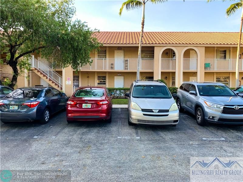 GREAT OPPORTUNITY TO OWN IN CORAL SPRINGS! Whether you're an Investor or just looking to move into this amazing city, you are sure to see the value in this beautiful 2 bedroom 2 bathroom Condo unit. It is substantially updated and ready to move in, it has ceramic tile throughout, updated bathrooms and kitchen with all black appliances, washer and dryer, newer A/C, a community pool and multiple parking spaces. Easy to show. So stop by and see it today, you'll be glad you did.