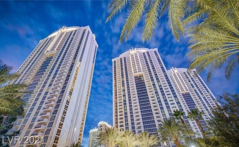 Incredible  One-Bedroom in Guard Gated MGM Signature!  Fully furnished, turn-key, media center, plasma TVs, granite countertops, stainless steel appliances, marble-clad baths with jetted Tub, king-size beds, sofa sleepers, the studio has a kitchenette with microwave, cook-top, and refrigerator! Enjoy 3 Resort Style Pools, Lounge & Starbucks,2 Fitness Centers, Cafe, and Access to MGM Grands Amenities with unlimited entertainment, restaurants, pools & spa. Onsite Rental Progam is available OR AIRBNB!