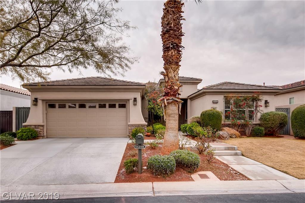 11249 PARLEYS CONE Court, Las Vegas, NV 89135