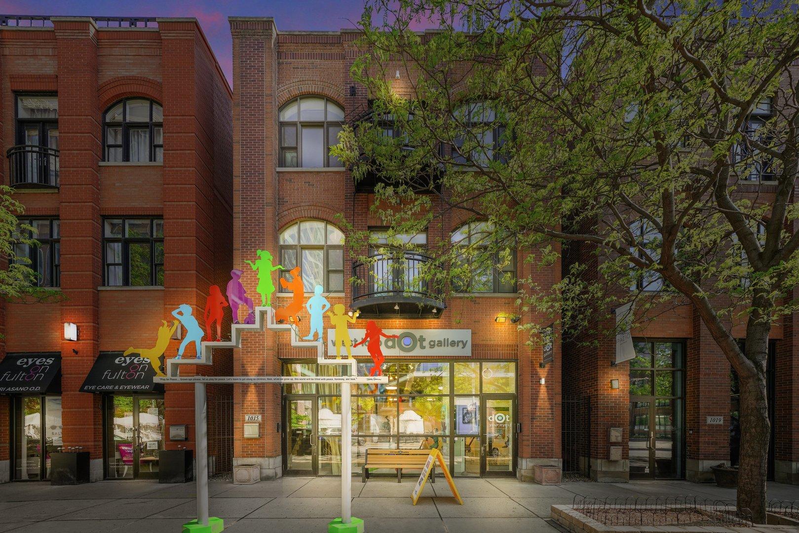 1015 W Fulton Market Street, Chicago, IL 60607