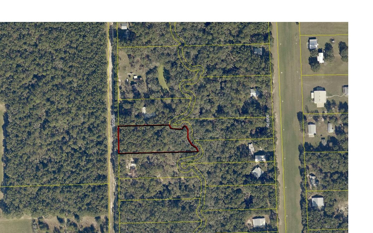 North Florida Owner Financed Land for Sale
