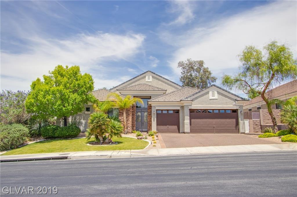 SINGLE STORY ON SPRAWLING, 1/4 ACRE CORNER LOT, B/I BBQ AREA, COVERED PATIO, FLAT SCREENS, POOL/SPA W CUSTOM WATER FEATURES, B-BALL 1/2 COURT, LARGE SIDE YARDS W/ RV/BOAT GATE OPTION. CHEF STYLE KITCHEN; DOUBLE OVENS, W/I PANTRY, ALL SS APPLIANCES. SEPARATE MASTER; LARGE DOUBLE DOOR ENTRY, 3WAY FIREPLACE W RETREAT, HUGE W/I CLOSET, RAISED ROMAN JACUZZI, HUNTER DOUGLASS SHADES. 2ND &3RD BDs W JACK & JILL BATH, ENCLOSED DEN CAN BE OFFICE OR 4TH BED