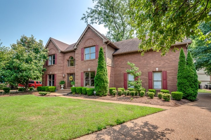 Wonderful home on a tree-lined private cul de sac. Needs some TLC, but what a great floor plan and location!  Walk to the pool, tennis courts and golf course.  You don't want to miss this opportunity to get in under market and make this your dream home. Selling As-Is.  Showings begin Sat, July 24, at 4 pm.  Open House Sunday 2-4.